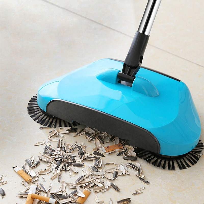 Magic Sweeping Machine