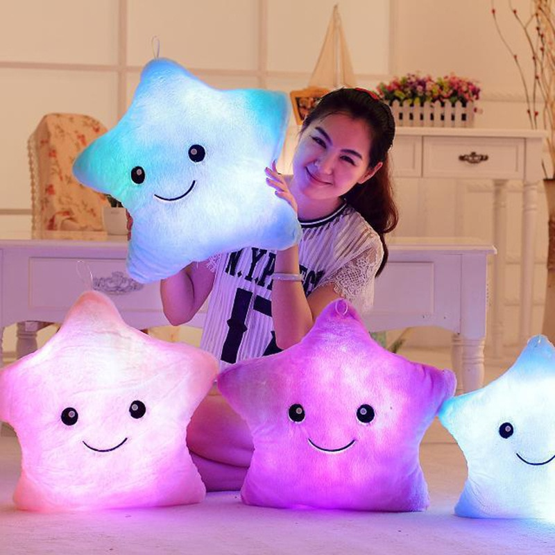 Luminous Plush Pillow